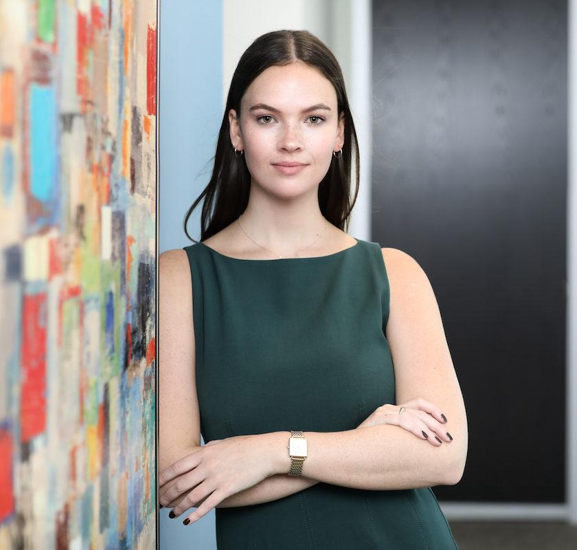 Erin M. Kelly, Marketing Coordinator