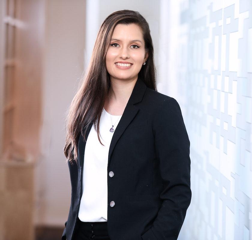 Attorney Gabriela Chambi
