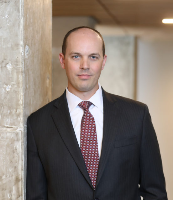 Attorney J. Peter Glaws, IV